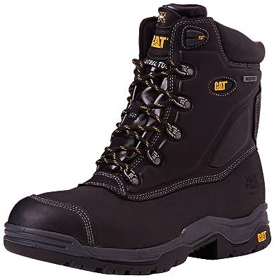 4876e8bec9a0b1 Caterpillar Supremacy Sbp, Chaussures de sécurité homme, Noir (Black), 40 EU
