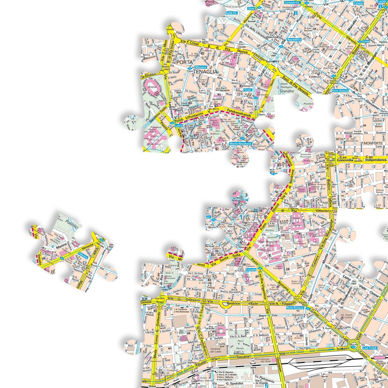 Chicago Extragoods City Puzzle