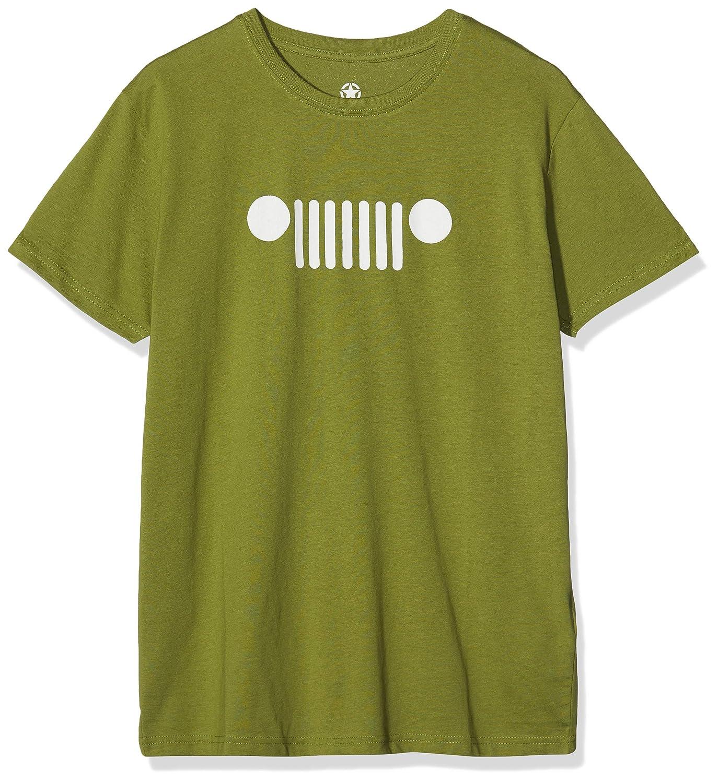 Jeep Messieurs Grille camoucork j8s T-Shirt