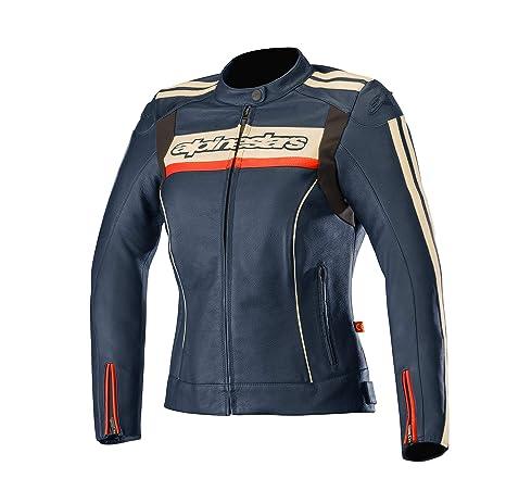 Amazon.com: Stella Dyno v2 - Chaqueta de piel para moto, 42 ...