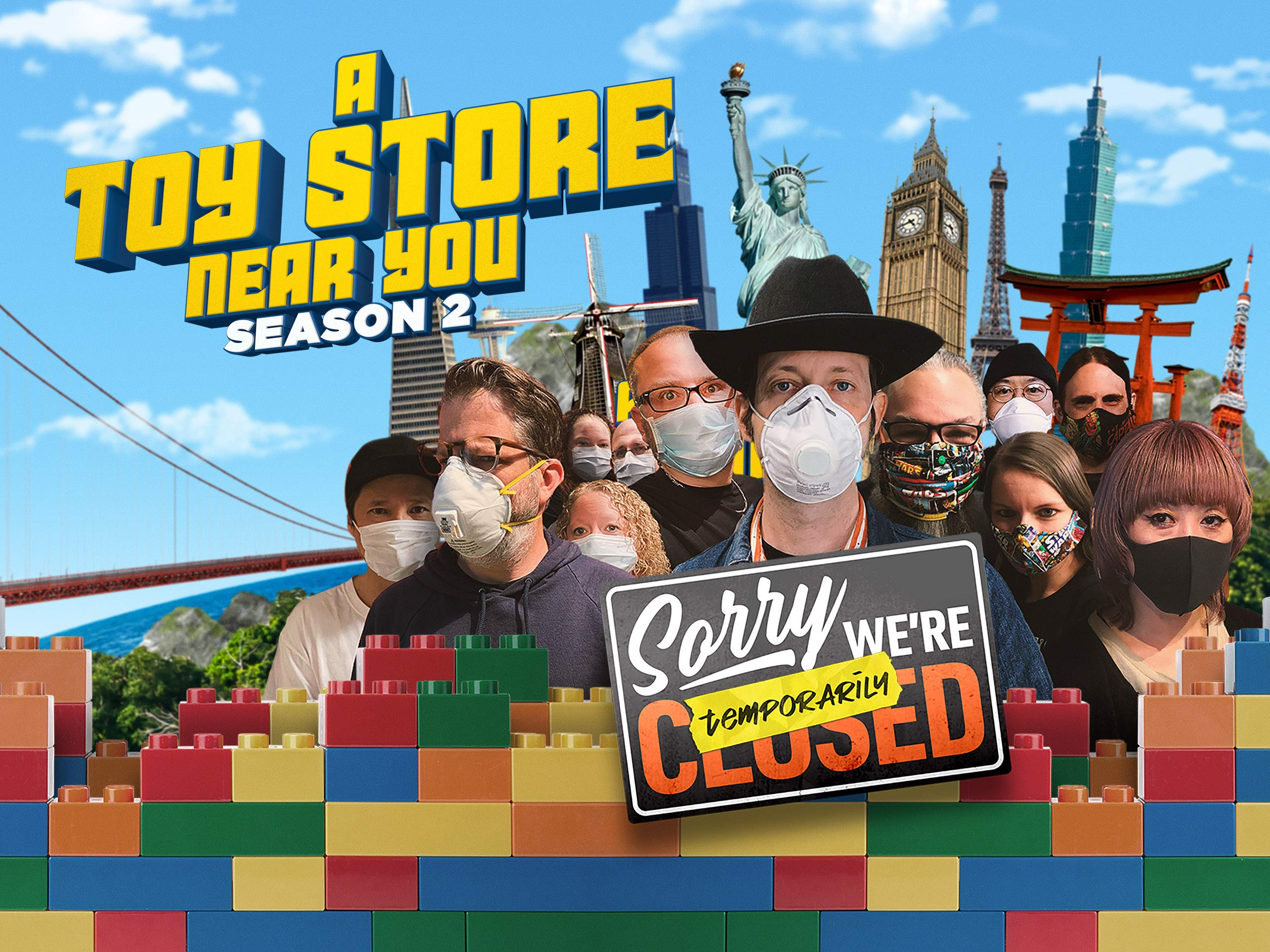 A Toy Store Near You - Season 2
