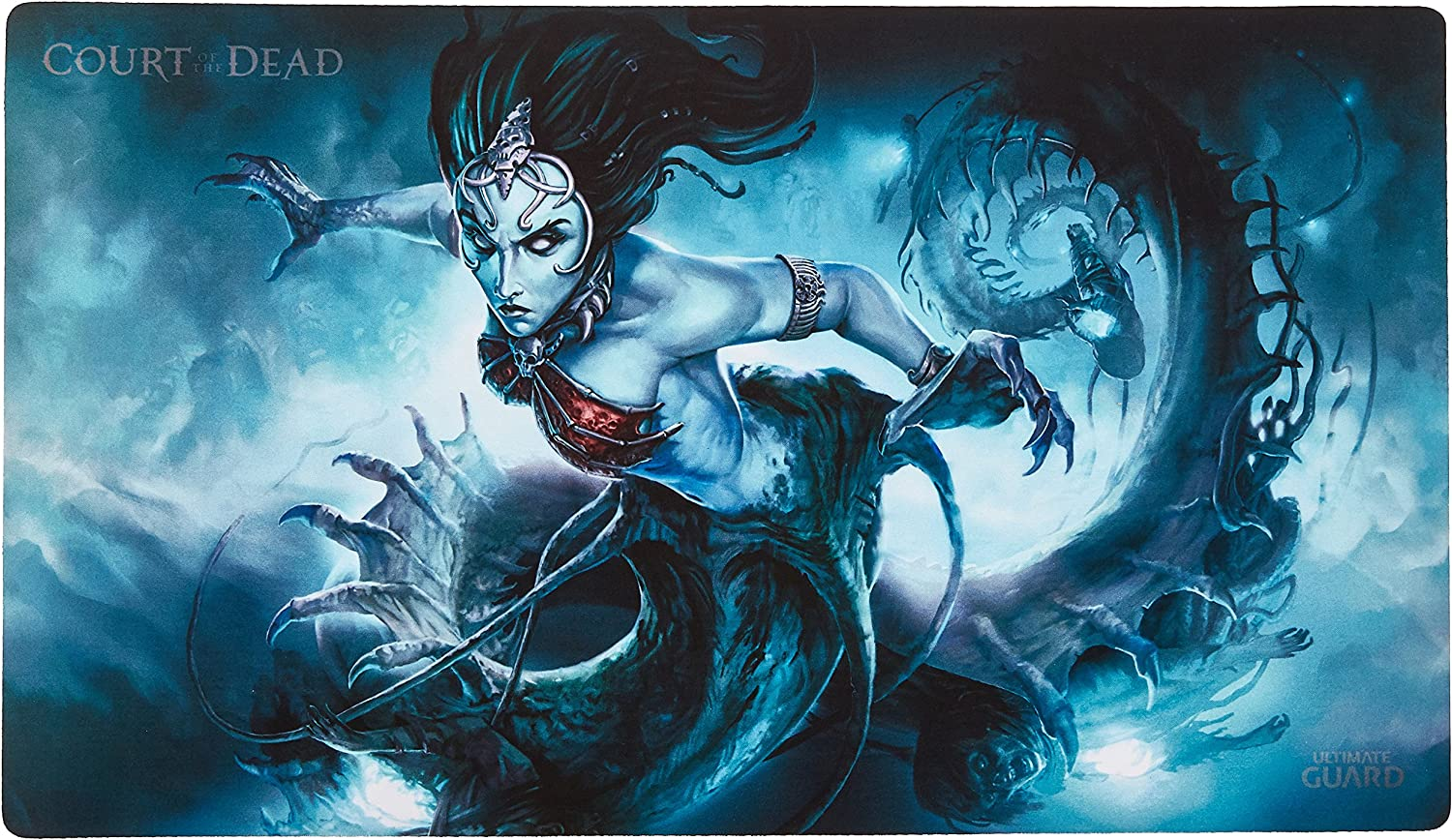Ultimate Guard UGD010742 Court of The Dead Play-Mat Deaths Siren I 61 x 35 cm