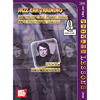 Jazz Ear Training: Learning to Hear Your Way Through Music book cover