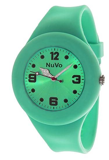 choisir véritable soldes femme NuVo - NU13H24 - Montre Mixte détachable du bracelet ...