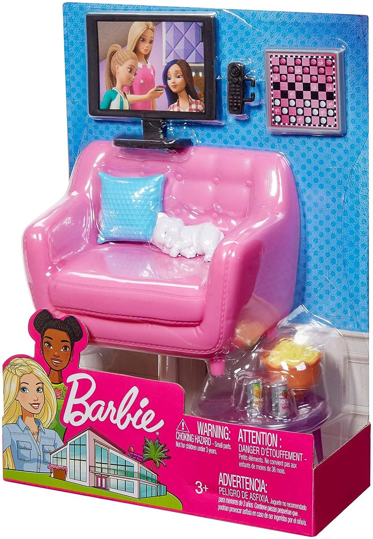 Barbie Movie Night Playset