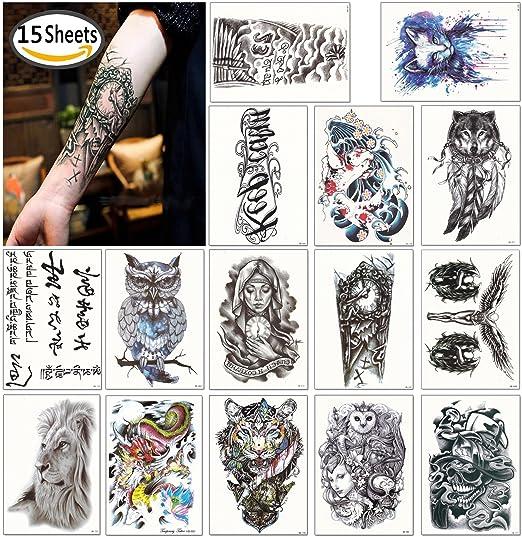 Los Mejores 7 Tatuajes Temporales Que Todos Pensarán Que Son De