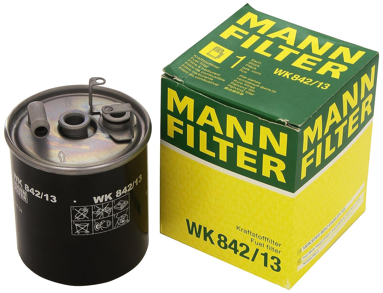 Mann Filter Wk 842 13 Fuel Automotive Mercedes Benz Filters