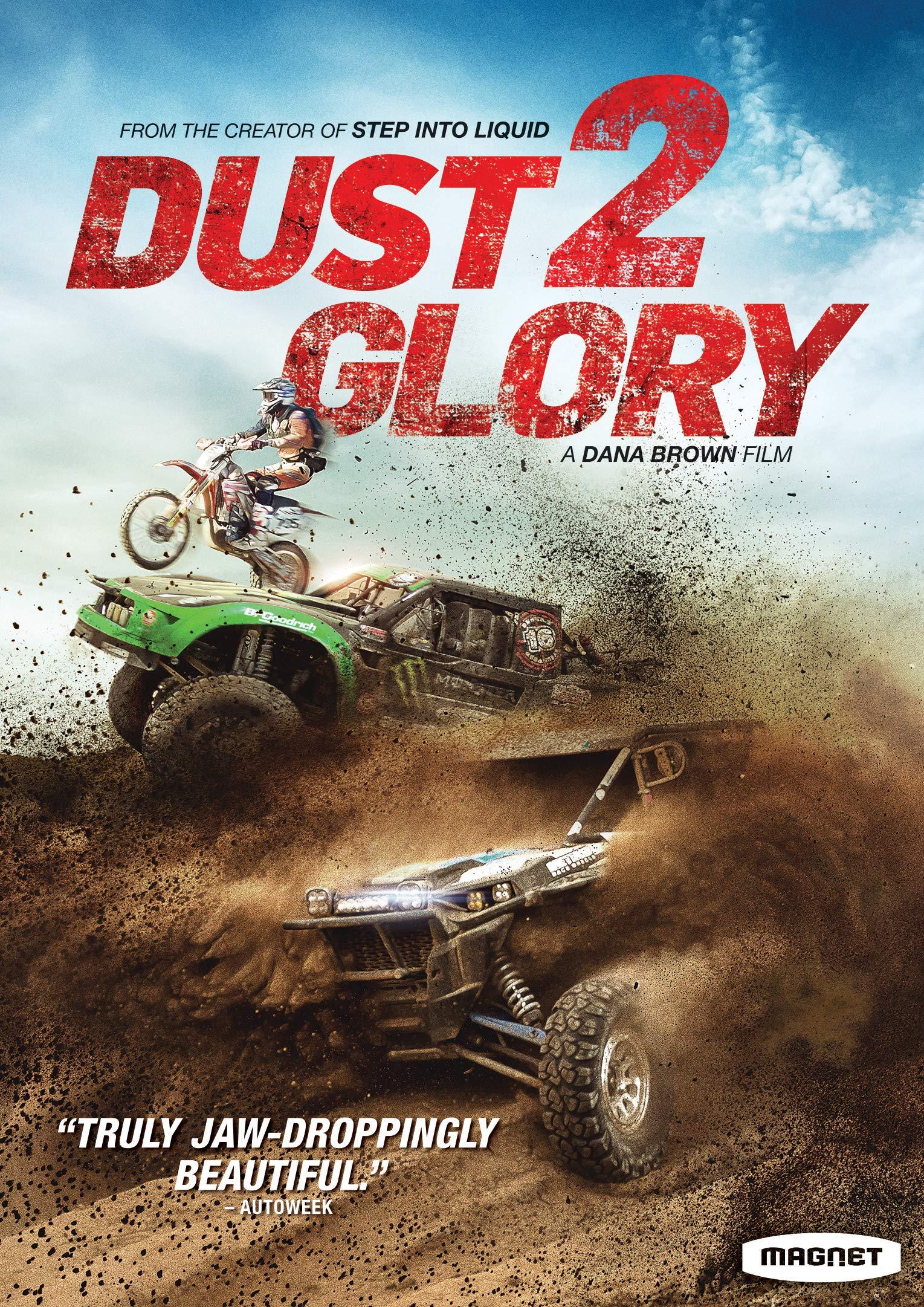 DVD : Dust 2 Glory (DVD)