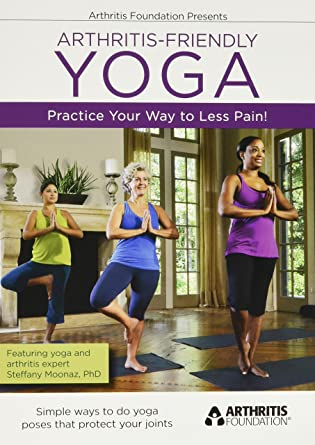 Arthritis-Friendly Yoga, presented by the Arthritis ...
