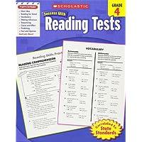 (进口原版) 学乐必赢系列 Scholastic Success With Reading Tests,  Grade 4