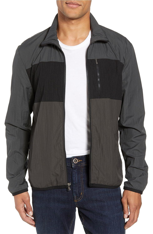 [ジェームス パース] メンズ ジャケットブルゾン James Perse Stripe Ripstop Jacket [並行輸入品] B07F32LXDN  4(xl)