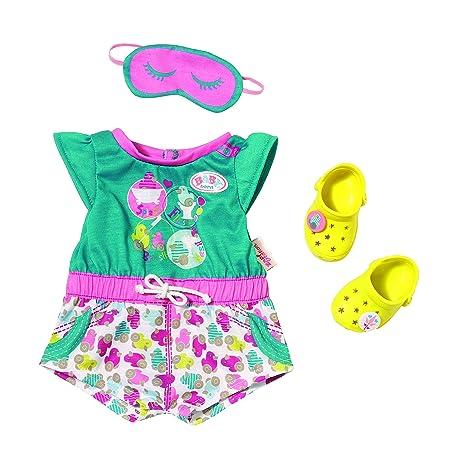 popularne sklepy produkty wysokiej jakości niska cena Amazon.com: BABY born Kurzer Pyjama m. Clogs: Toys & Games