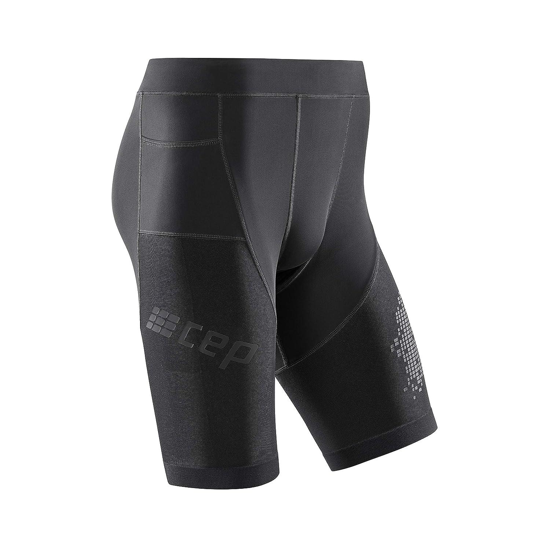 CEP - Run Shorts 3.0 für Herren | Laufshorts mit milimetergenauer Kompression