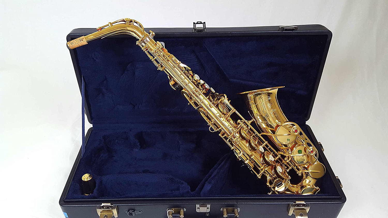 Yamaha YAS-82ZII Custom Z Alto Saxophone Lacquered