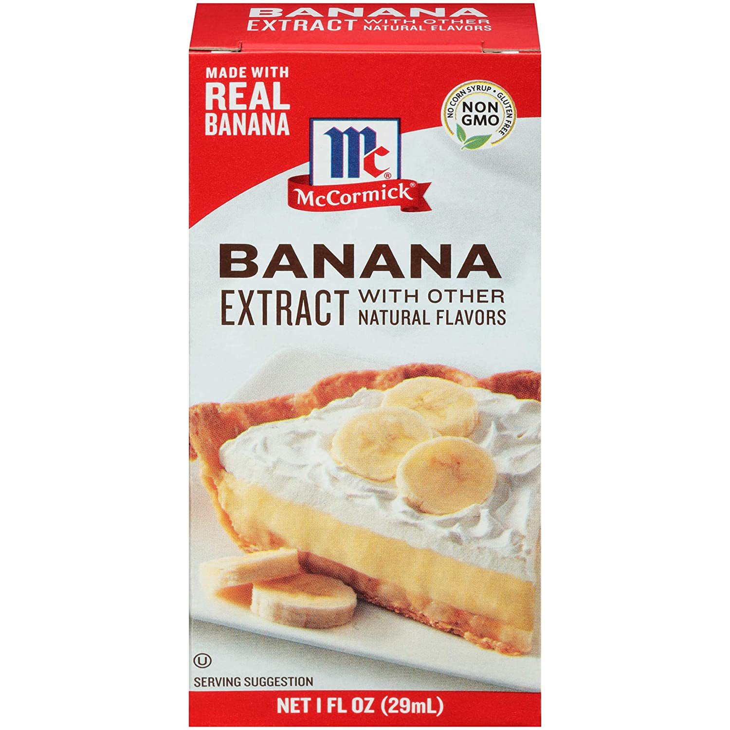 McCormick Banana Extract, 1 fl oz