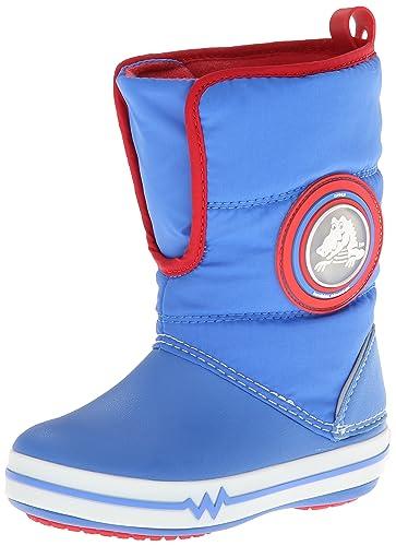 cc56e608342f4 crocs 15811 Light-Up Gust Boot (Toddler Little Kid)