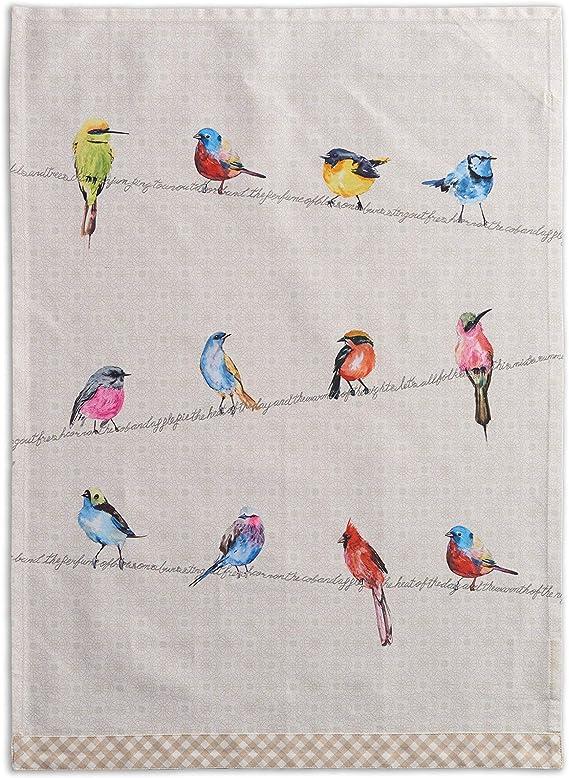 Birds Kitchen Towel Set