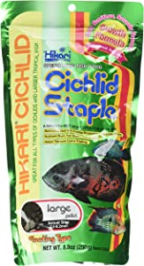 Hikari Cichlid Staple Fish Food, Large Pellets