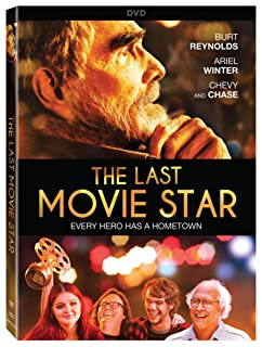 Book Cover: The Last Movie Star