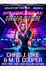 A Specter and an Invasion (Legacy of the Lost Book 3) Kindle Edition