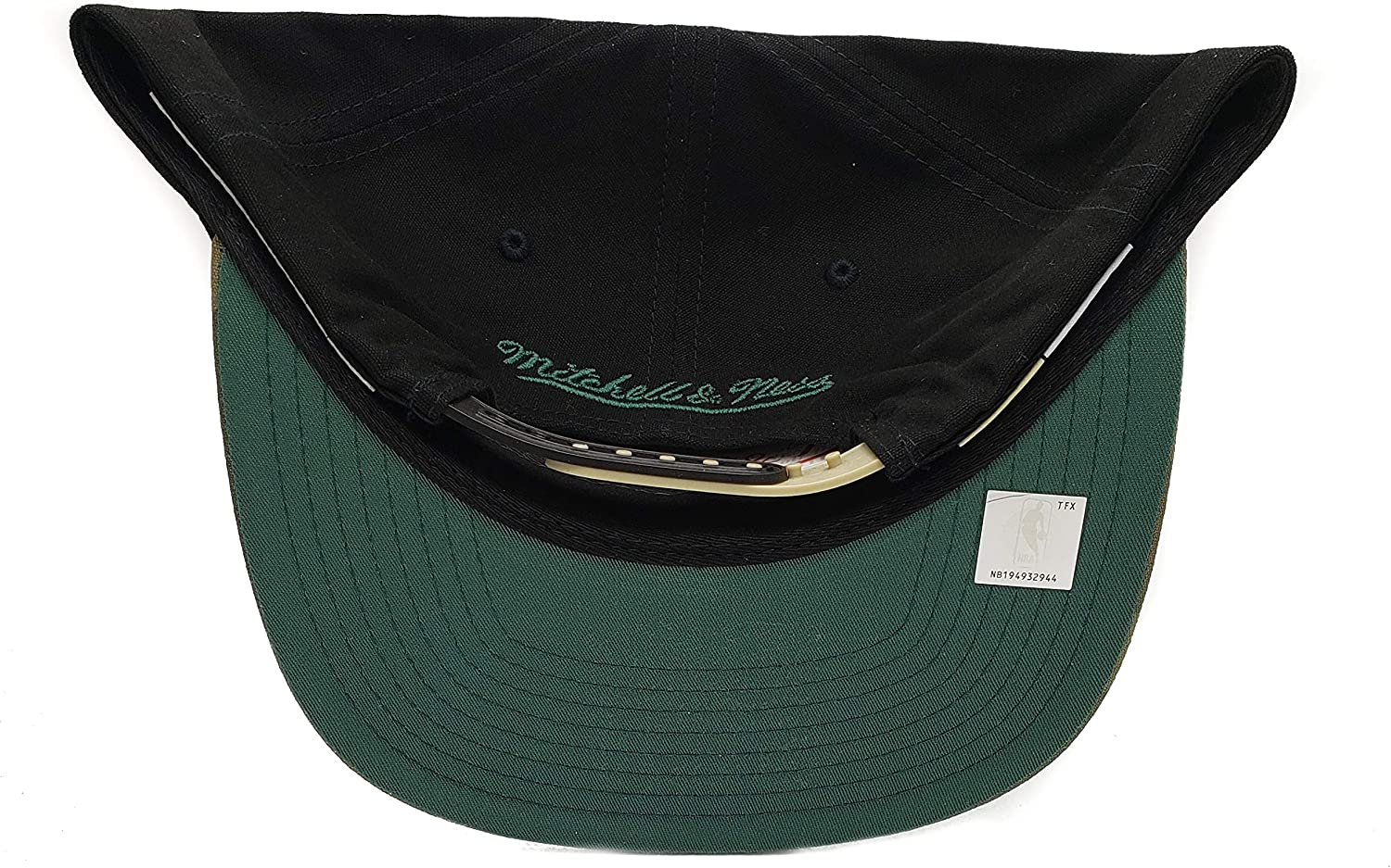 Mitchell /& Ness Woodland Covert II Adjustable Snapback Hat