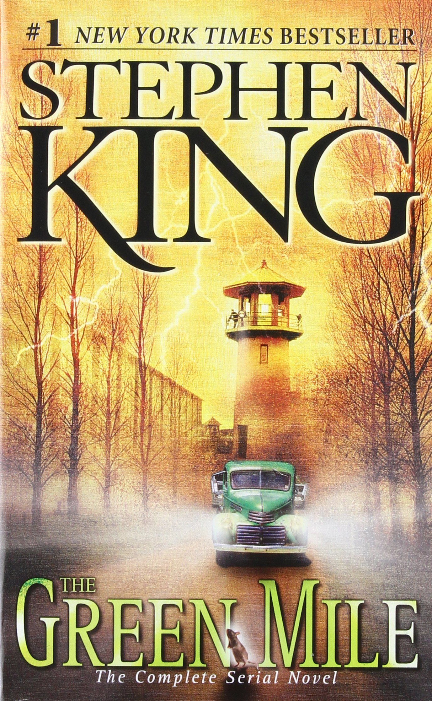 Amazon.com: The Green Mile (9780671041786): King, Stephen: Books