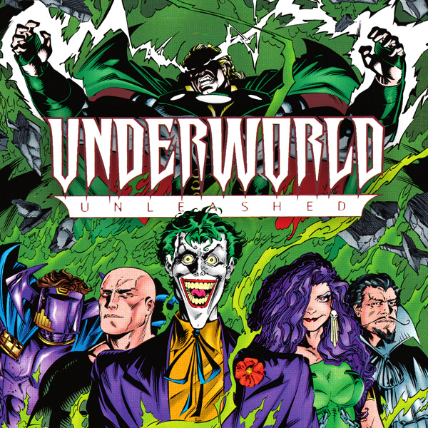 Underworld Unleashed (1995) (Issues) (5 Book Series)