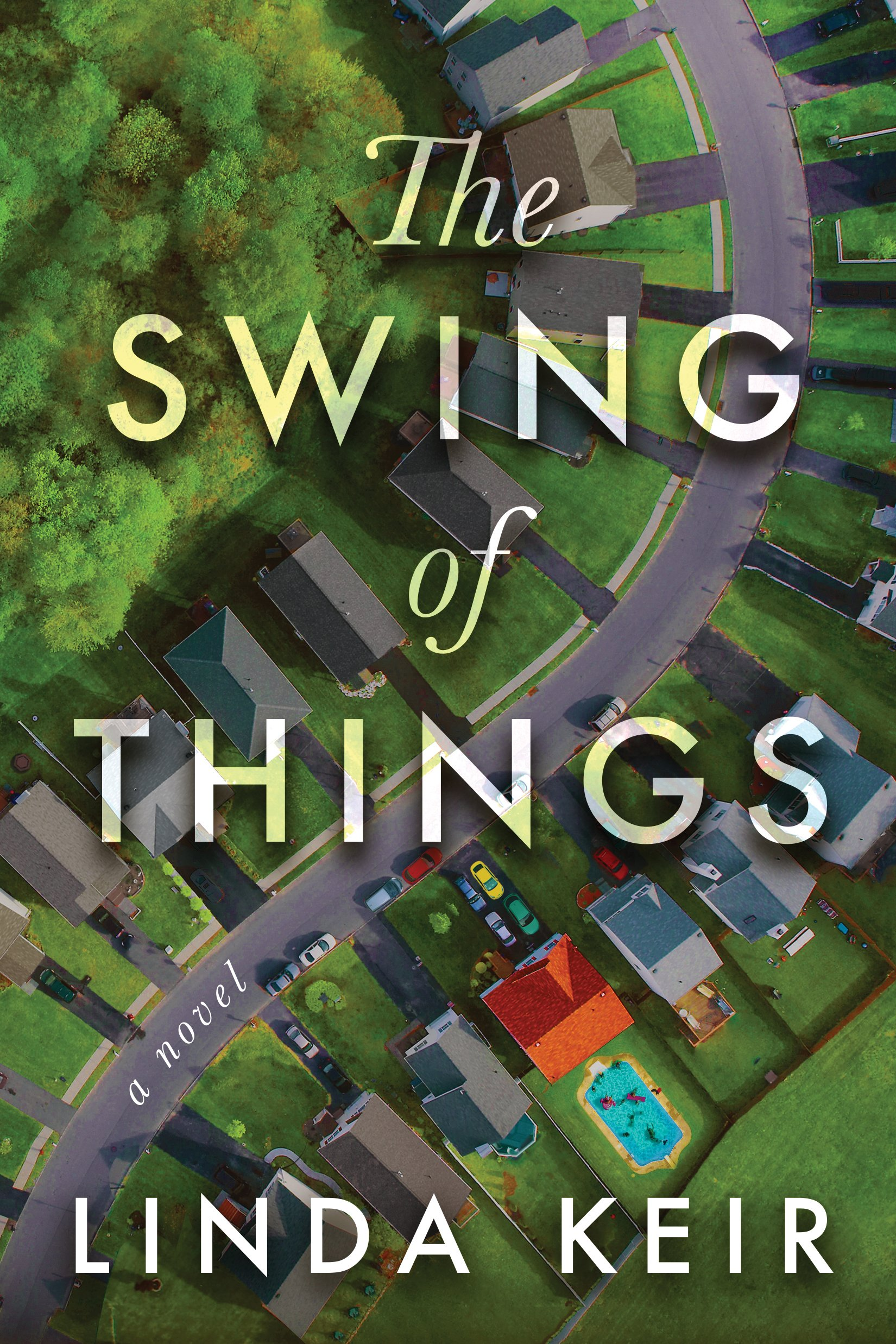 273e1125758b The Swing of Things  Linda Keir  9781503951853  Amazon.com  Books