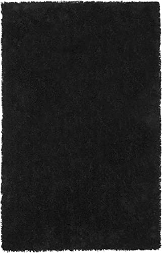 Safavieh Classic Shag Collection SG240L Handmade 1.75-inch Thick Area Rug
