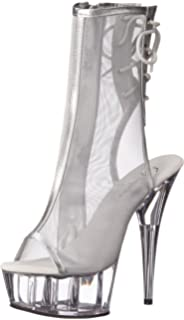 Women's DEL1018MSH/S-PU/C Boot