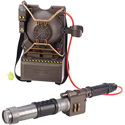 Ghostbusters Electronic Proton Pack Projector: Toys & Games