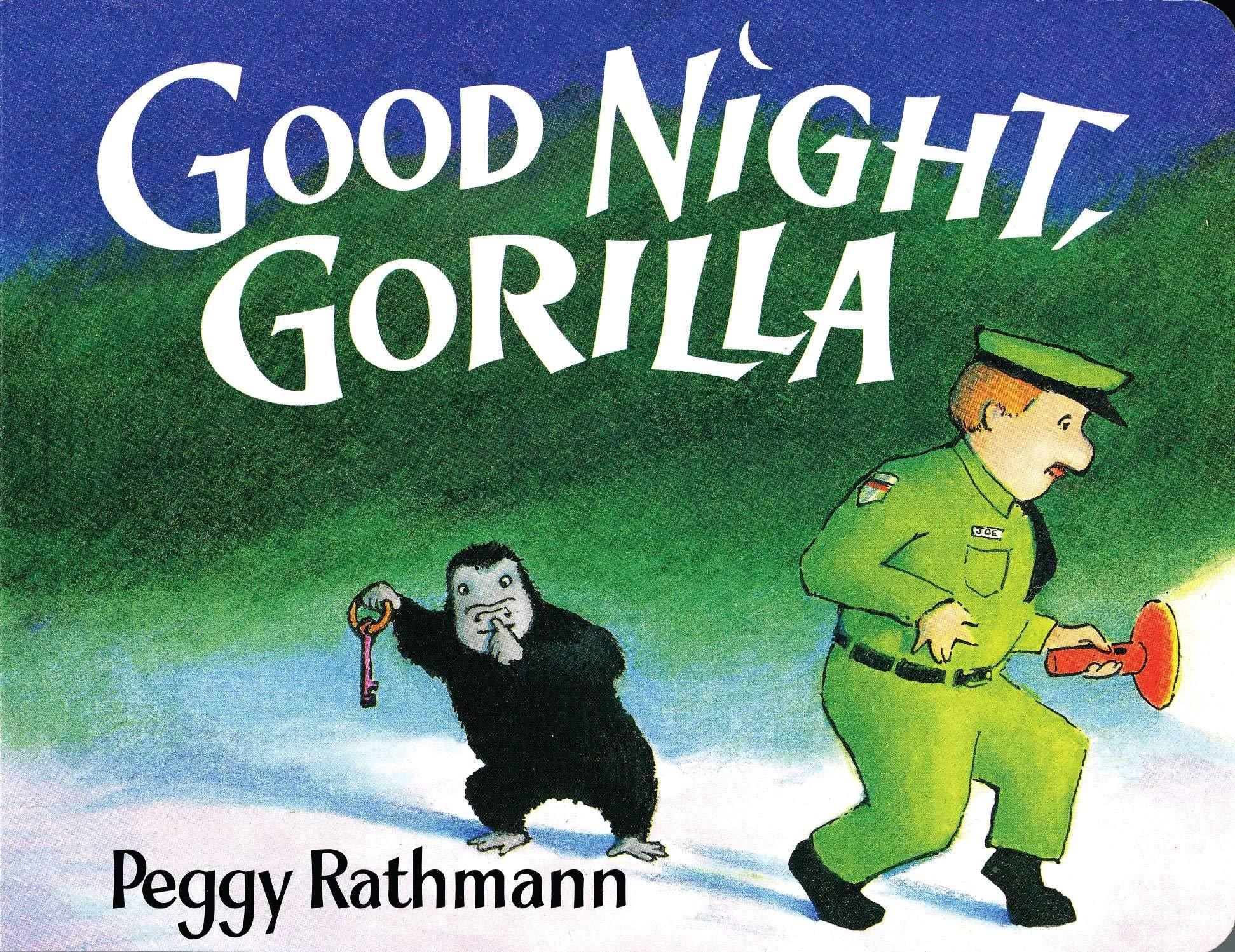 Good Night, Gorilla: Amazon.es: Rathmann, Peggy: Libros en idiomas ...