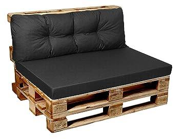 Garden Factory Cojines para sofá-palé europalé, Cojin de ...