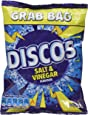 Discos Salt and Vinegar Flavour Snacks 56 g (Pack of 28)