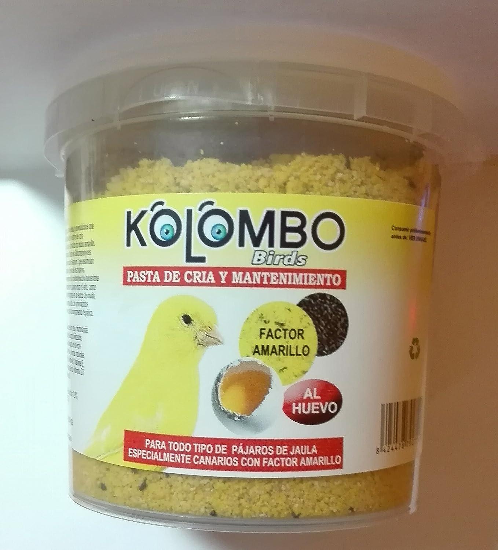 Pasta de cría y mantenimiento Factor Amarillo (Formato 450 Gr ...