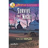 Survive the Night: Faith in the Face of Crime (Lost, Inc. Book 1)