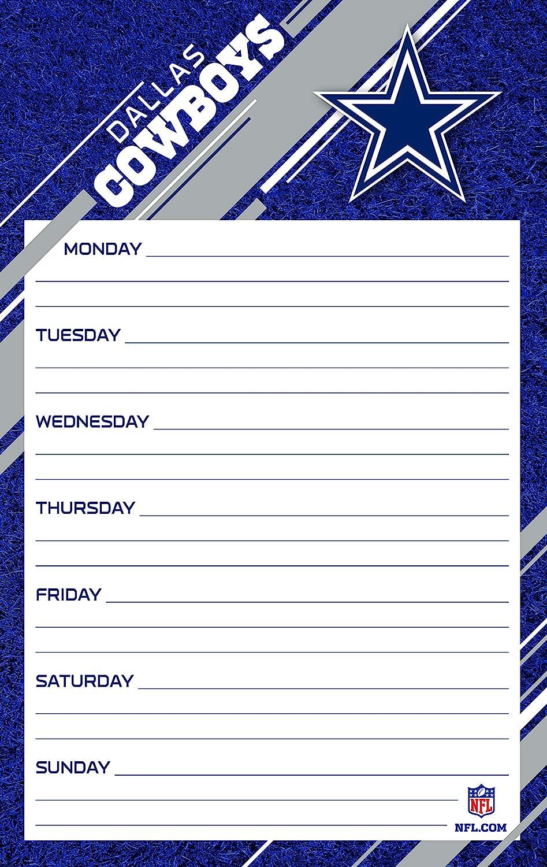 Turner Sports Dallas Cowboys Jumbo Planner (8135002)