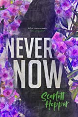 Never Now Kindle Edition