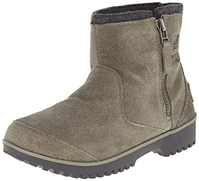 Amazon.com | Sorel Women's Meadow Zip-Up Boot | Snow Boots