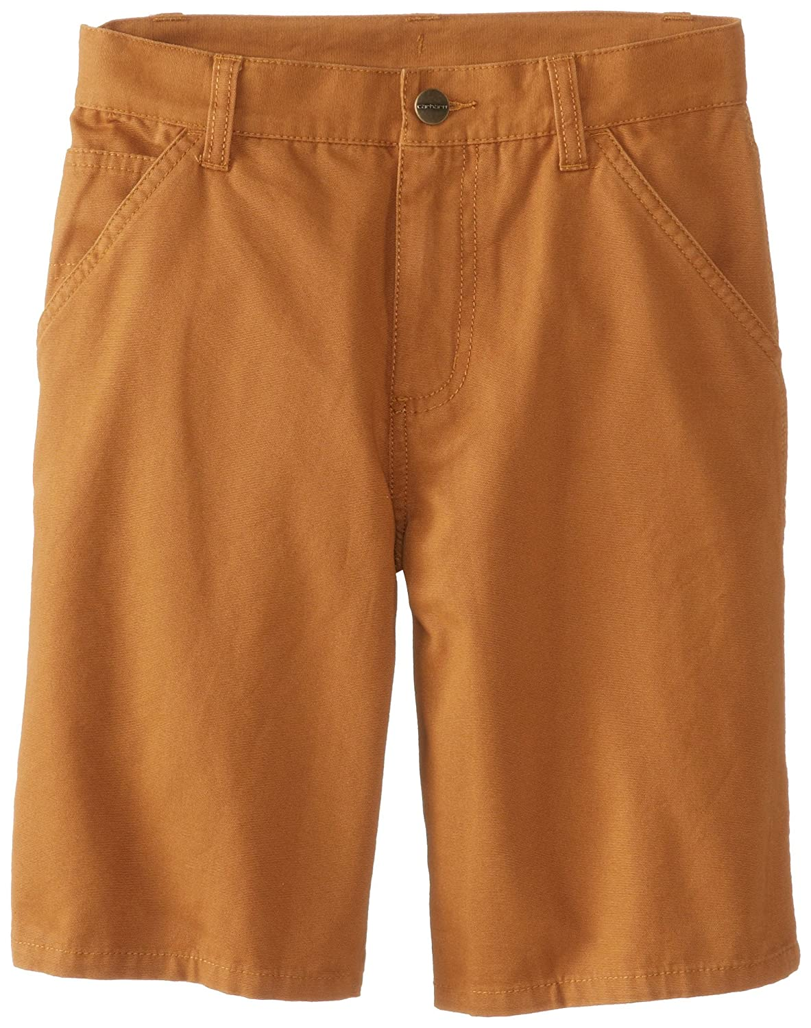 Carhartt Big Boys Washed Dunagree Short