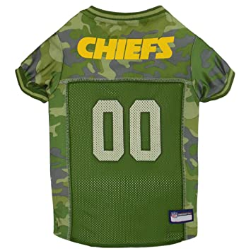 separation shoes 70f60 893be NFL CAMO JERSEY for DOGS & CATS. Football Dog Jersey Camouflage available  in 32 NFL TEAMS & 5 sizes. Cuttest Hunting Dog Dress! Camouflage Pet Jersey  ...