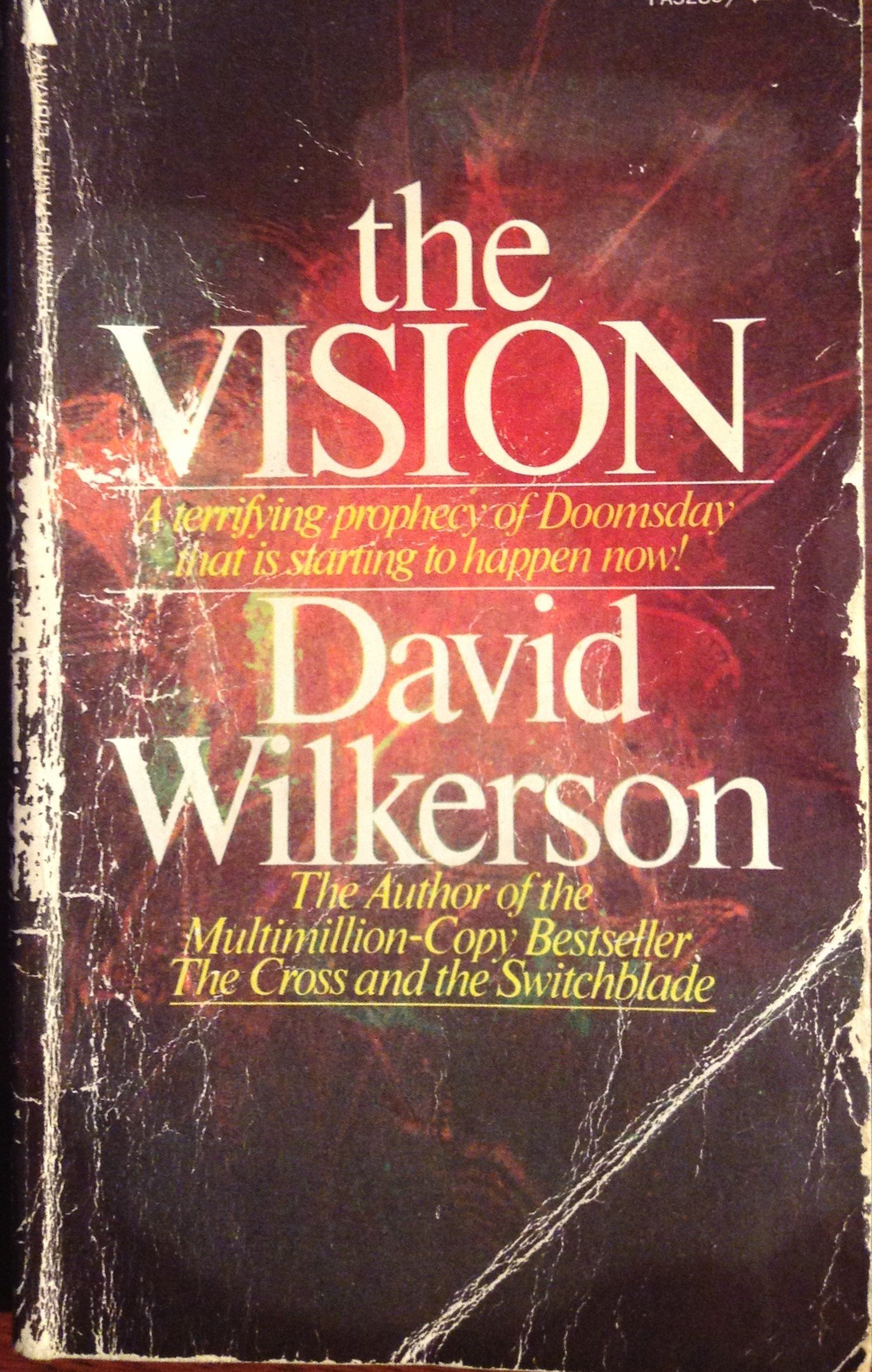 The Vision: A Terrifying Prophecy Of Doomsday That Is Starting To Happen  Now!: David Wilkerson: 9780515032864: Amazon: Books