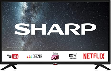 Sharp LC-32HI5332E - Smart TV de 32