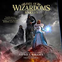 Fate of Wizardoms Boxed Set: An Epic Fantasy Series: Wizardoms Omnibus, Book 1
