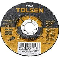 Tolsen PN18081610040174355 Disco de cortar de amoladora