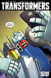 Transformers (2011-) #44 (Transformers: Robots In Disguise (2011-))