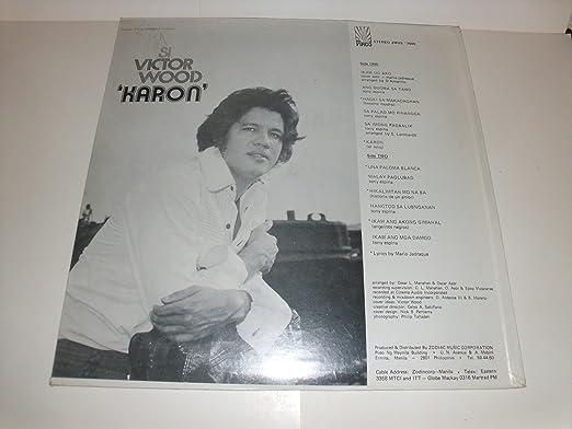 Victor Wood - SI - VICTOR WOOD - KARON - Vinyl Record - Virgo / Zodiac - ZMVS-7603 - Stereo - Amazon.com Music