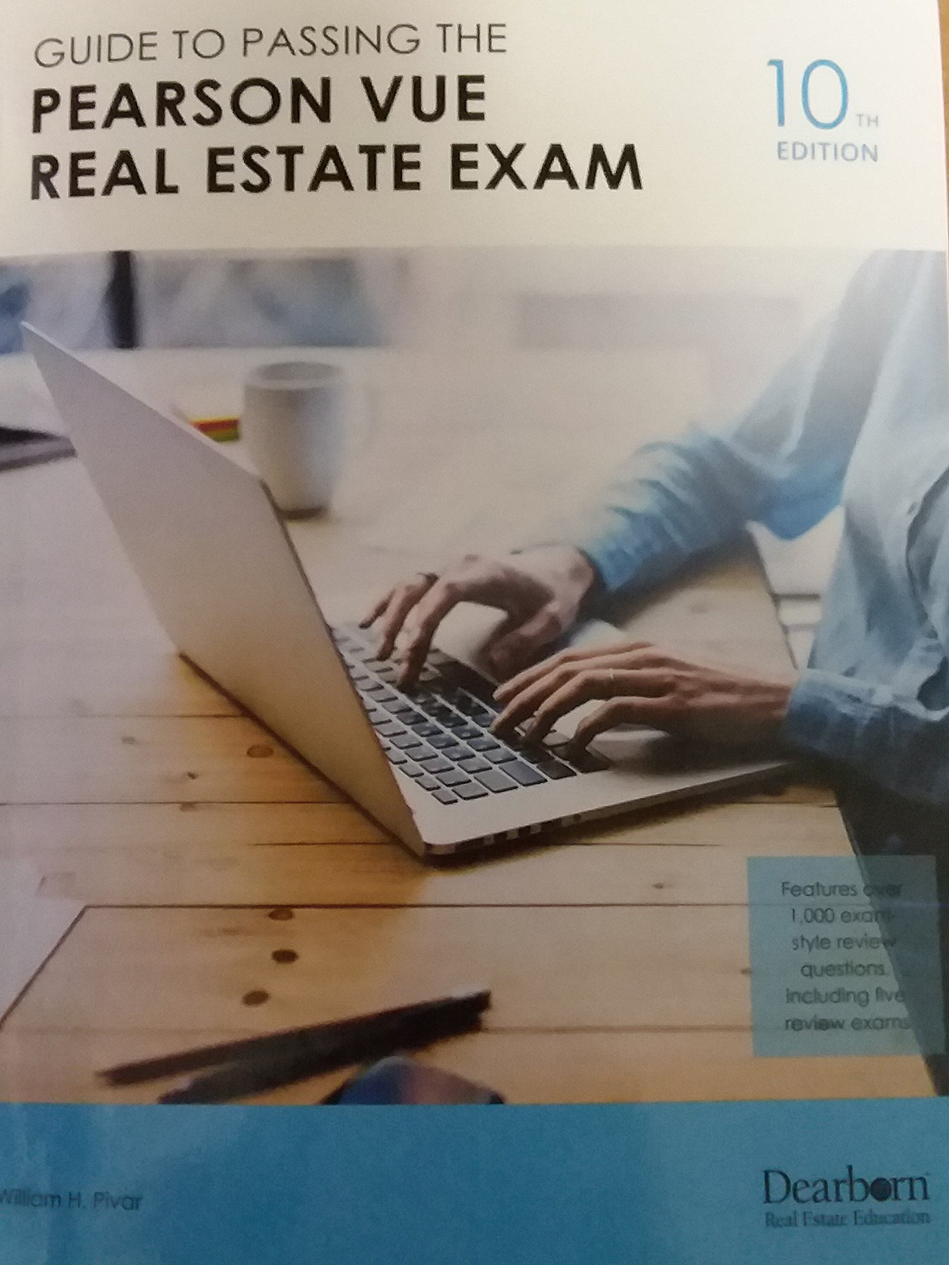 Guide To Passing The Pearson Vue Exam 10th Edition 9781475460933 Amazon Com Books