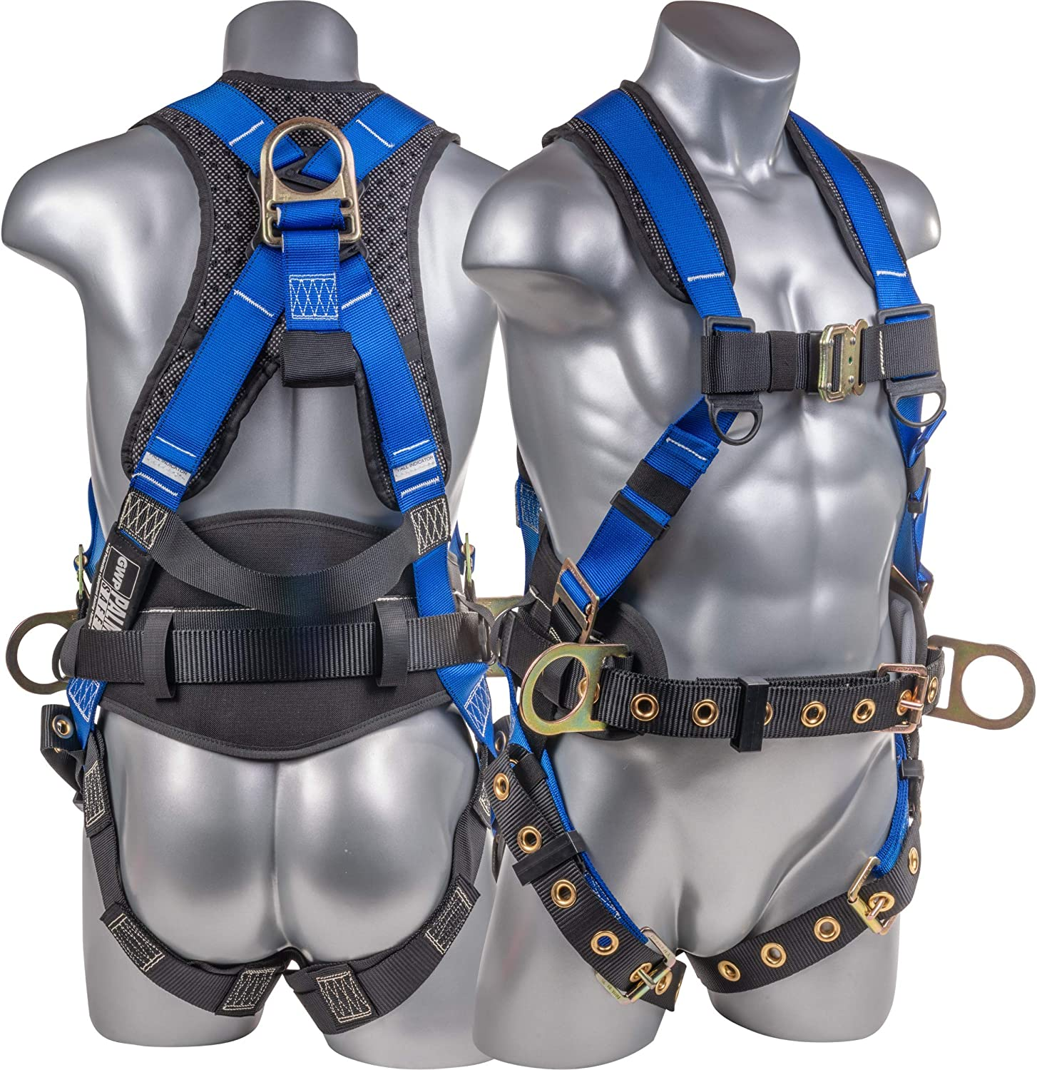 Palmer Safety Fall Protection Harness
