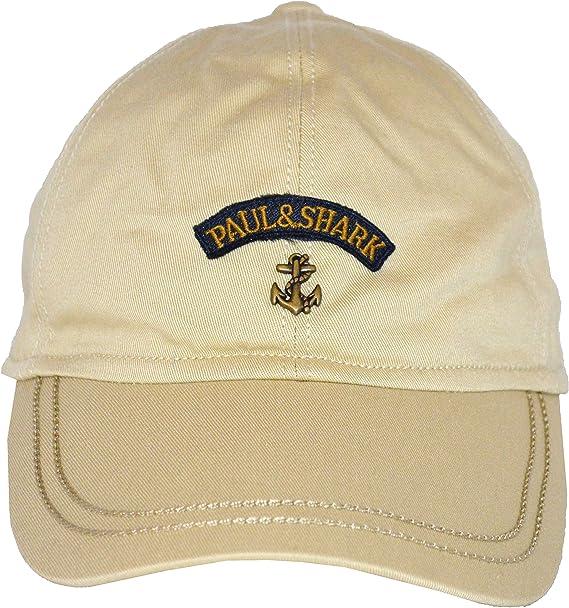 Paul & Shark - Gorra de béisbol - para hombre beige beige Talla ...